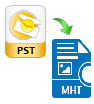 convert msg to pst format