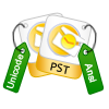 upgrade pst format from unicode to ansi